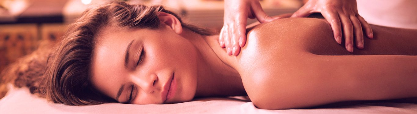 Image of Woman getting Spa Treatment