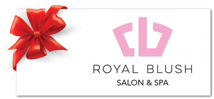 Royal Blush Gift Card